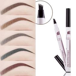 1Pcs Women Makeup Sketch Liquid <font><b>Eyebrow</b></font>