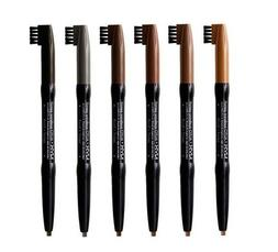 3 for $15 NYX Auto Eyebrow Pencil EP03 EP04 EP05 EP08 Brown