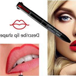 4 In 1 Eyebrow Pencil Rotating Pressed Refills For Eyeliner