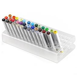 design Acrylic Marker storage Rack Copic Markers Holder Empt