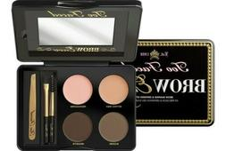 Too Faced Authentic New - Brow Envy Shaping & Defining Kit