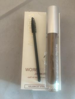 bnib wunderbrow black brown eyebrow gel perfect
