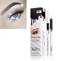 MENOW Brand Eyeliner White Makeup Smooth Easy to Wear Eyes L