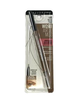 Maybelline New York Brow Precise Micro Pencil, Eyebrows 0.00