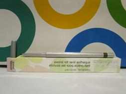 CLINIQUE ~ SUPERFINE LINER FOR BROWS ~ # 02 SOFT BROWN ~ .00
