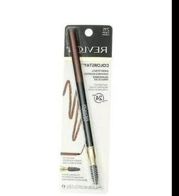 REVLON COLORSTAY BROW PENCIL- ANGLED TIP/BLENDING BRUSH-215