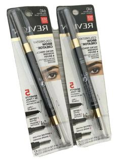 Revlon Colorstay Eyebrow Pencil Creator, Grey Brown, 0.23 Ou