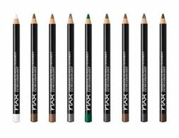 NYX Cosmetics Slim Eye & Eyebrow Pencil 0.04 oz, CHOOSE YOUR