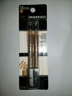 Cover Girl Eye Brow Pencil Makers Soft Color Blonde Warm Inc