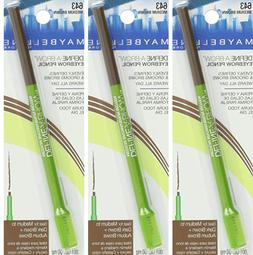 Maybelline New York Define-A-Brow Eyebrow Pencil, 643 Medium