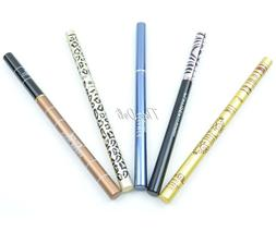 Deluxe EYEBROW Pencil with Brush Eyebrow Liner Makeup Full S