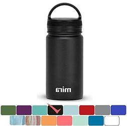 Durable Stainless Steel Vacuum Insulated Wide Mouth Water Th
