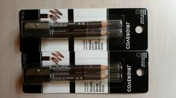 CoverGirl Easy Breezy Brow Fill + Define Eyebrow Pencils Ric