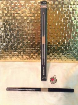 SMASHBOX EYE BROW PENCIL STICK AND SPOOLIE  BRUSH DUO BLONDE