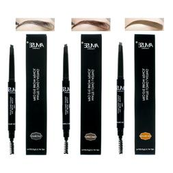 Eyebrow Pencil With Brush Eye Brow Matte long lasting Waterp