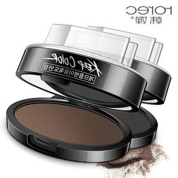 ROREC Eyebrow Powder Stamp 2 Natural Colors Charming Korean
