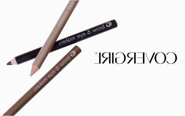 1  CoverGirl Easy Breezy Brow Fill Define Eye Brow Pencil Li