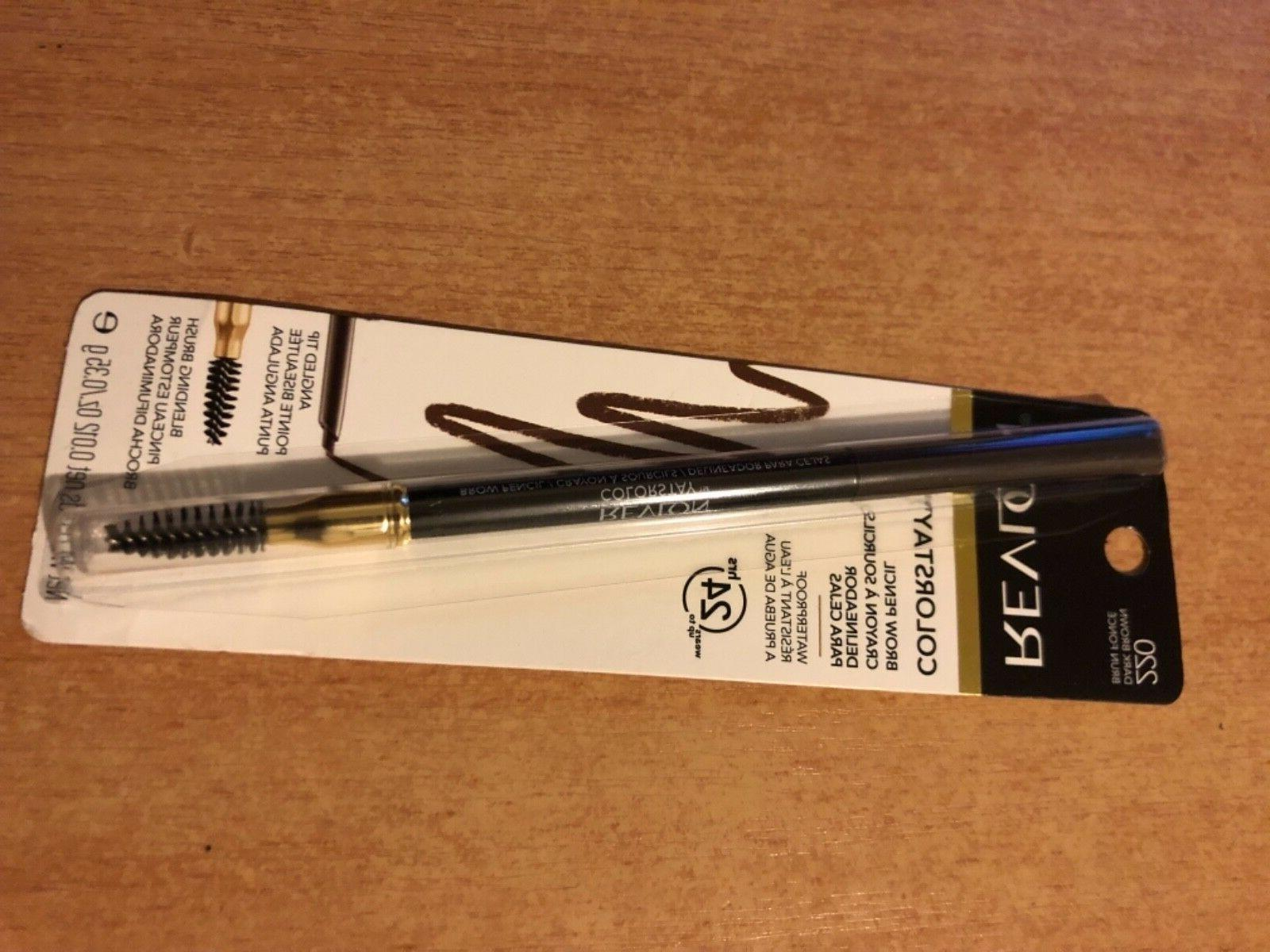 1 x colorstay eye brow pencil 220