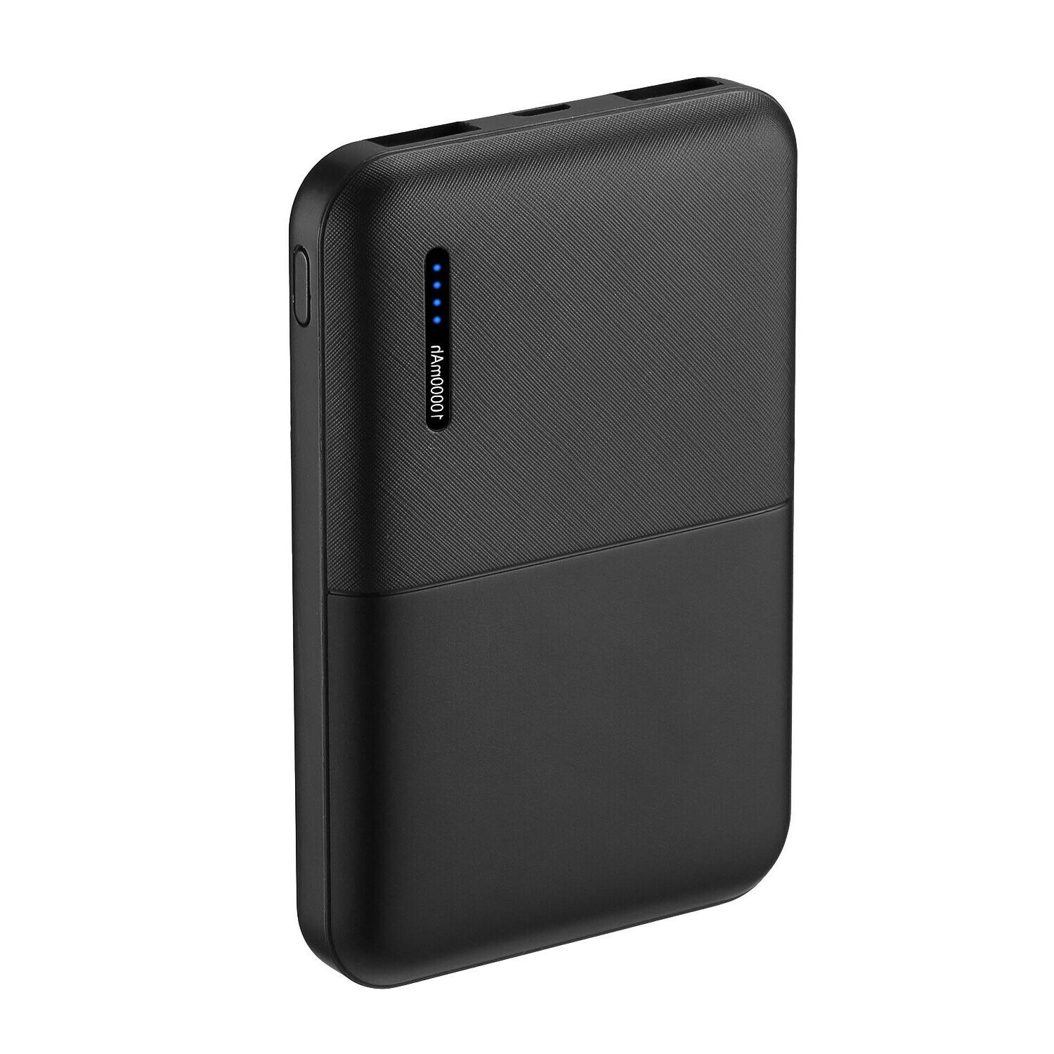 10000mAh Bank Portable Charger External Battery for Cell US