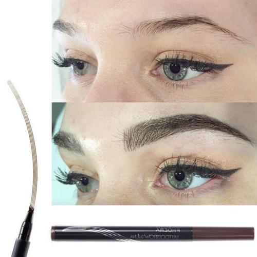 a7a858c9a00 2Pcs Patented Microblading Tattoo Eyebrow Ink Pen Eye