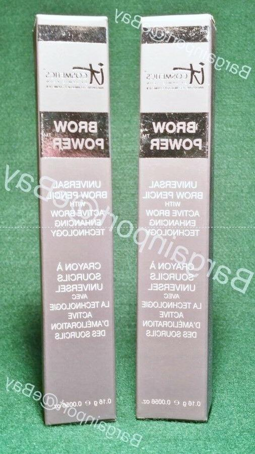 2x brow power universal eyebrow pencil full