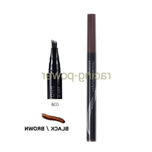 2Pcs Eye Pencil Eyebrow Pen