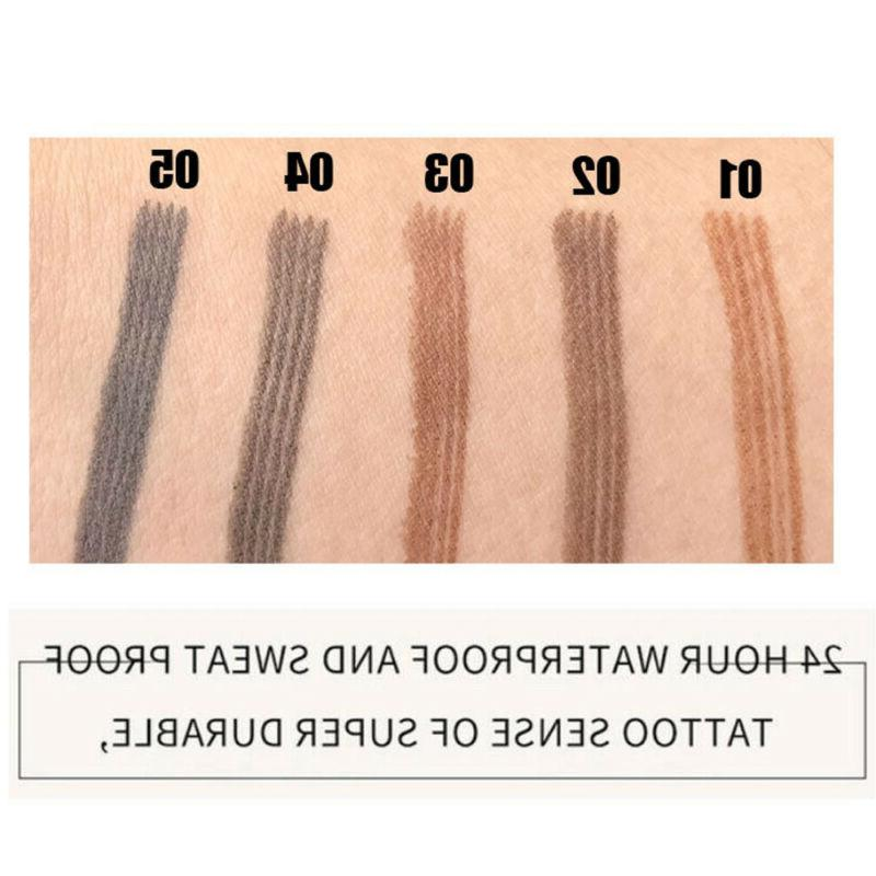 Microblading Tattoo Pencil Waterproof Tip Brow