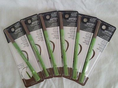 3 maybelline define a brow eyebrow pencil