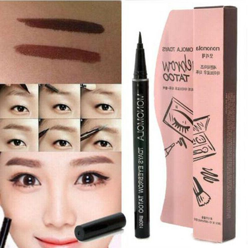 7 Days Long Lasting Eyebrow Liner Eye Tool US