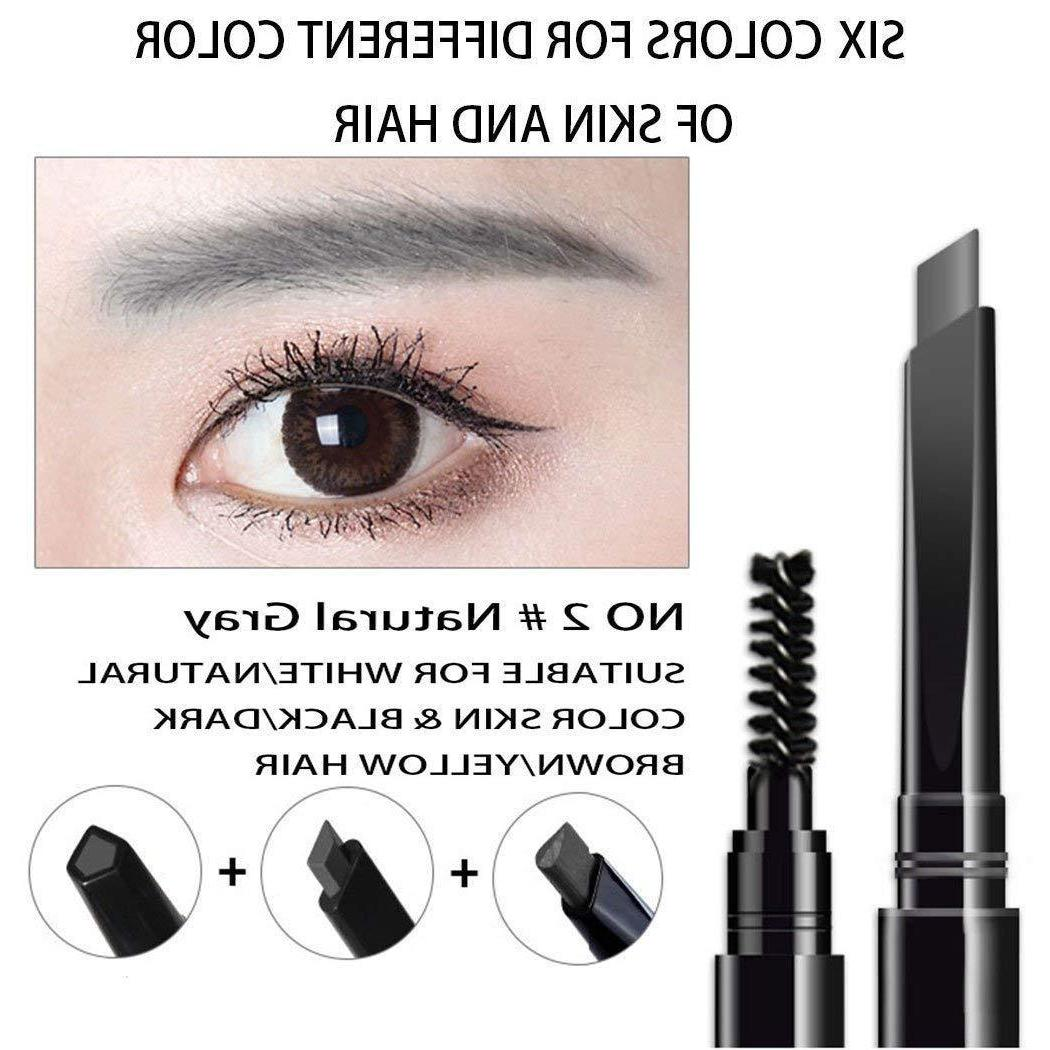 AFY Waterproof Professional Makeup Auto Eyebrow Pencil (No.4