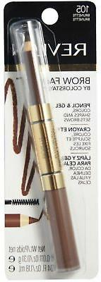 Revlon Brow Fantasy Pencil - Gel, Brunette  0.051 oz