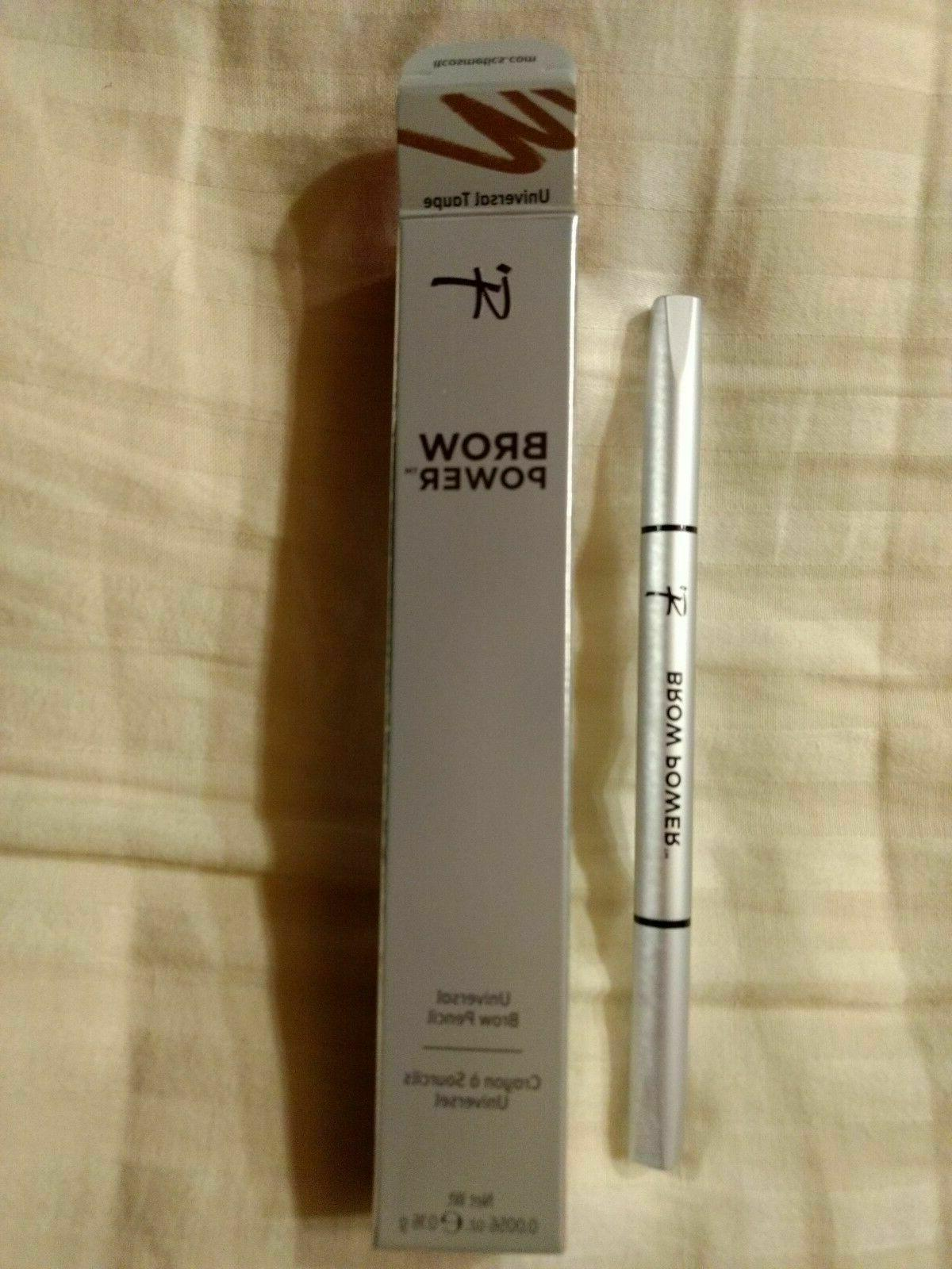 new brow power eyebrow pencil in universal