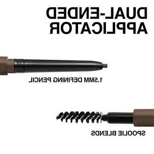 Maybelline New ultra pencil Black Brown
