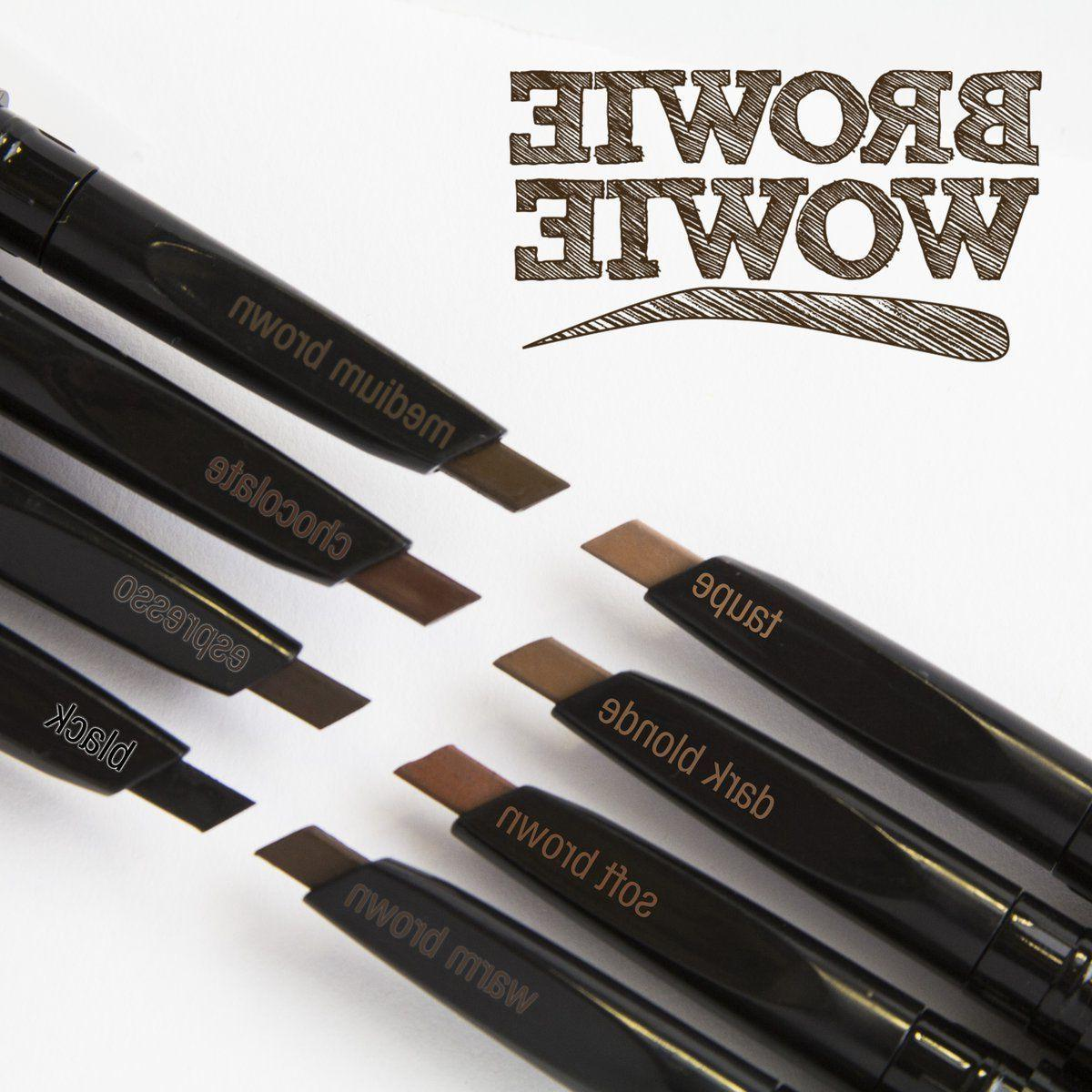 LA Colors Browie Wowie Eyebrow Pencil w/Brush - Natural look