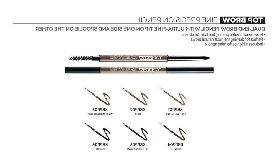 KISS Professional Eyebrow Brow Mascara