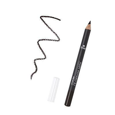 certified organic eye liner pencil charbon natural