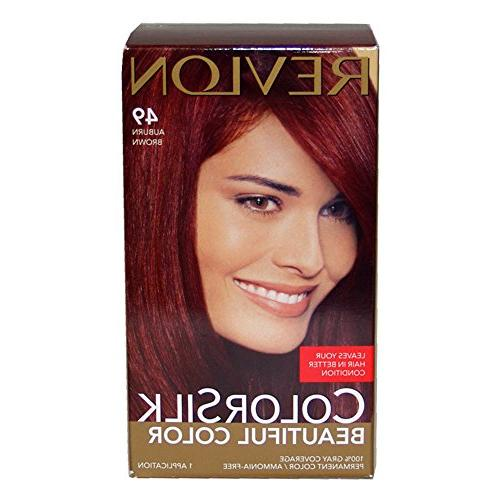 colorsilk permanent hair