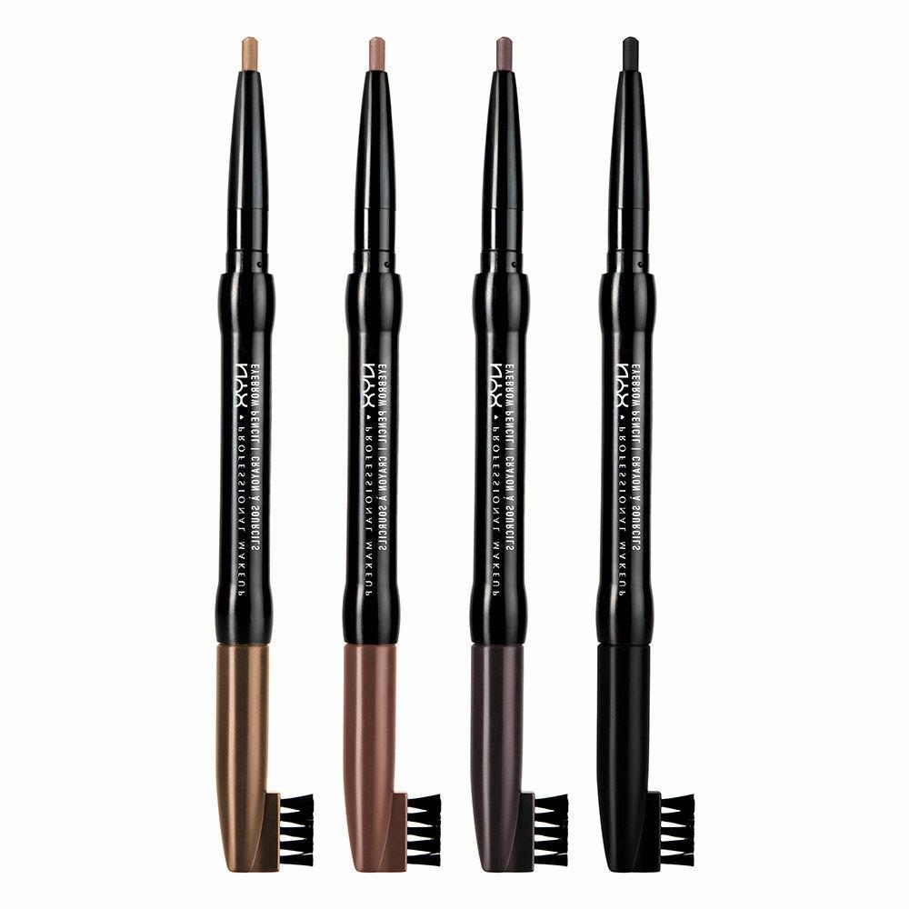 cosmetics auto eyebrow pencil built in brush