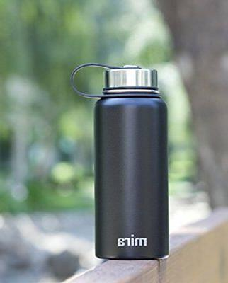 Durable Insulated Mouth Thermos Double Wall