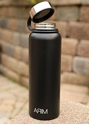 Durable Insulated Wide Mouth Water Thermos Double Wall