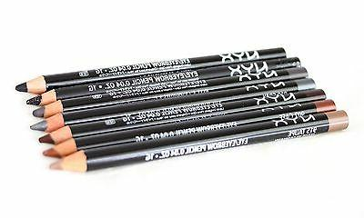 NYX Eye and Eyebrow Pencil ~ Choose From Four Colors ~ NEW