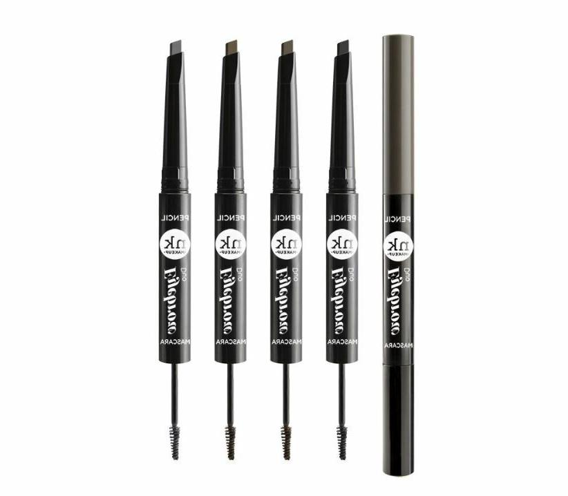 Nicka K Eyebrow Duo Pencil & Mascara Eye Makeup Point Edge T
