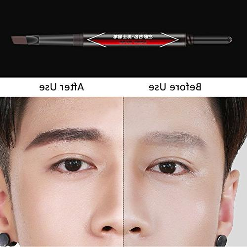 5 in 1 Eyebrow Trimmer Drawing Eyebrow Pencil Eye Make Up Kit