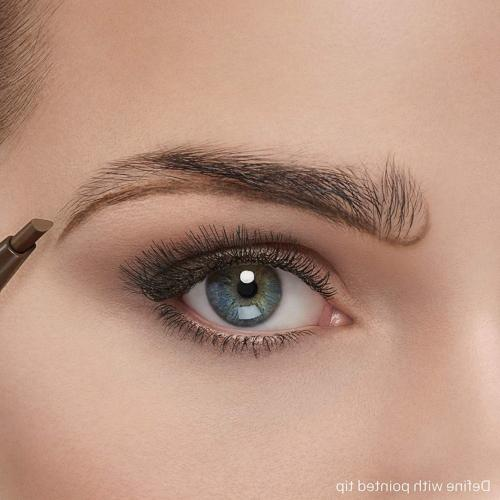 Almay Taupe, 1 with eyebrow