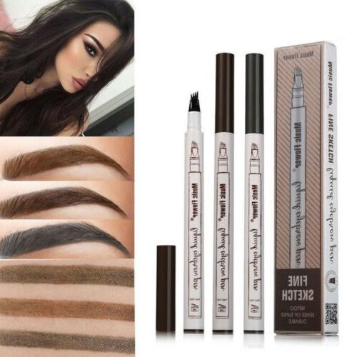 eyebrow tattoo pencil long lasting patented fine