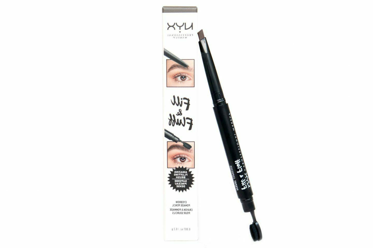 fill and fluff eyebrow pomade pencil 0