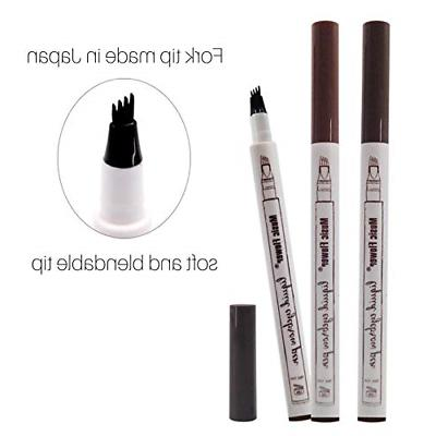 Music Flower liquid eyebrow pencil brow tattoo