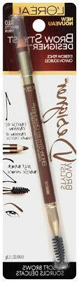 LOreal Paris Eye Makeup Brow Stylist Designer EyeBrow Define