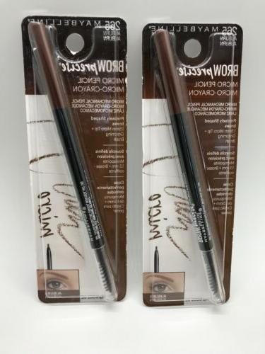 Maybelline Brow Precise Micro Eyebrow 0.002 Lot of