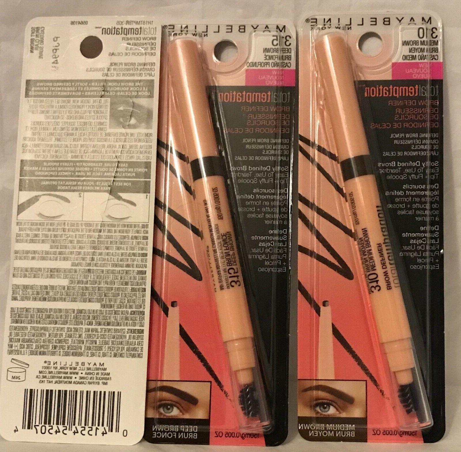 Maybelline Total Temptation Face